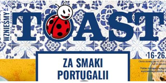 Portugalskie wina w nowej ofercie Biedronki