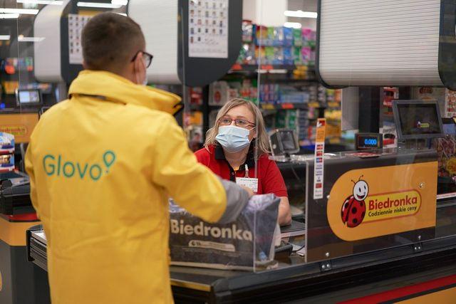 Dostawa zakupów z Biedronki już w 27 miastach