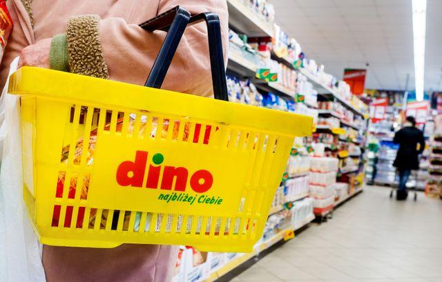 Testy na przeciwciała koronawirusa w sklepach Dino