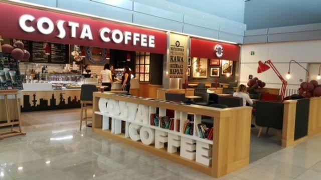 Wszystkie kawiarnia Costa Coffee w aplikacji Too Good To Go