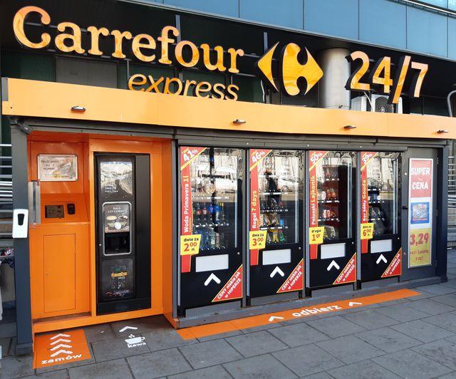 Wygodne zakupy w Carrefourze