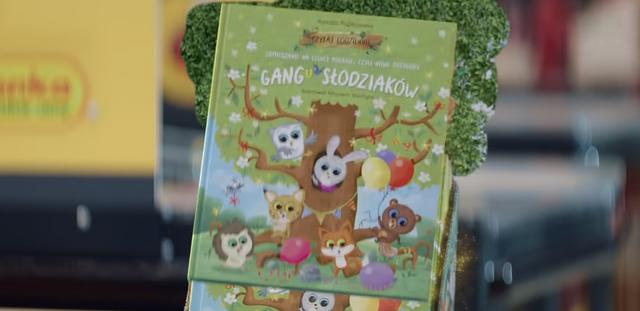 Biedronka rozpoczęła wydawanie książek ze Słodziakami