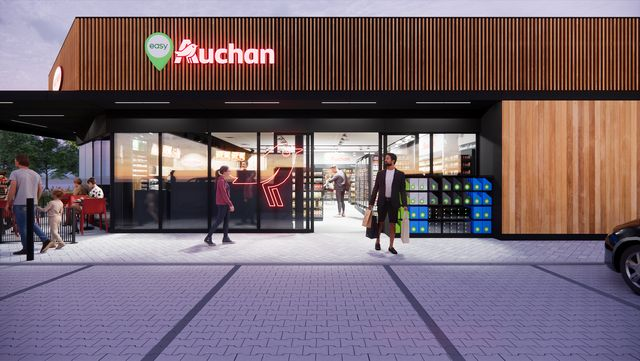 Auchan łączy siły z BP i tworzy nowy koncept