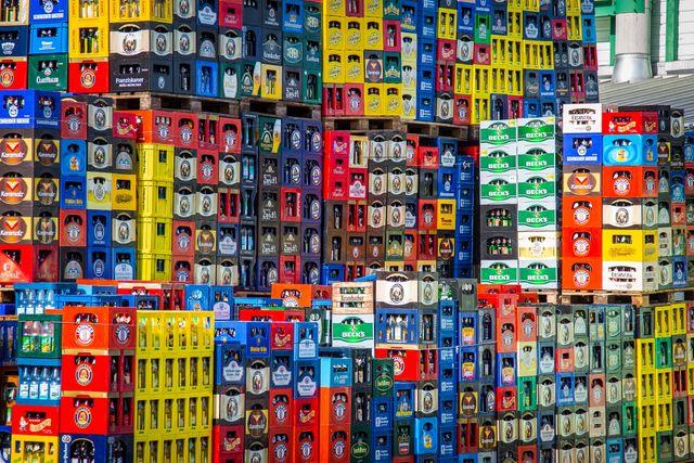 W Carrefourze oddasz butelki bez paragonu