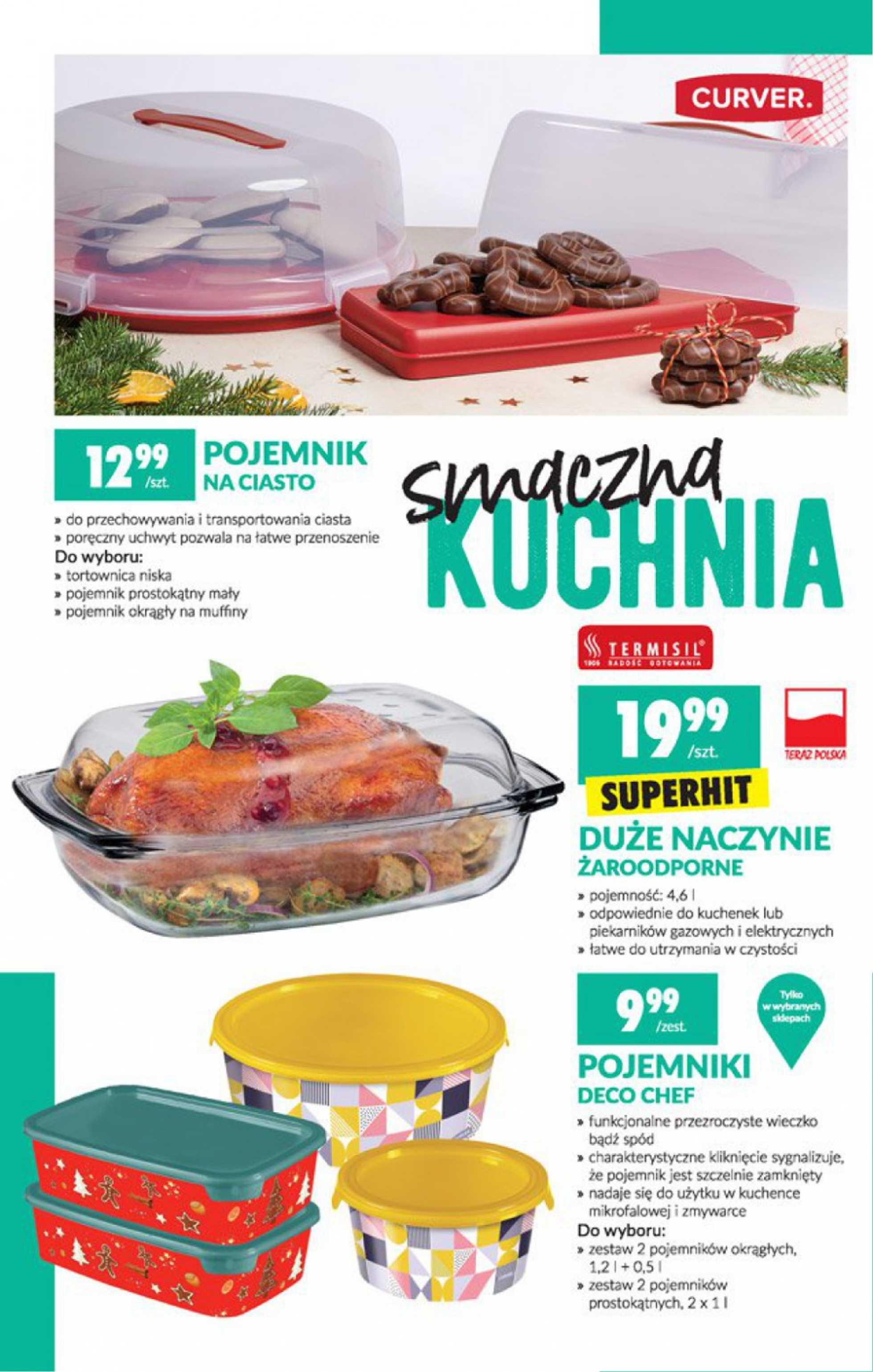 Biedronka - gazetka promocyjna ważna od 16.12.2019 do 31.12.2019 - strona 4.