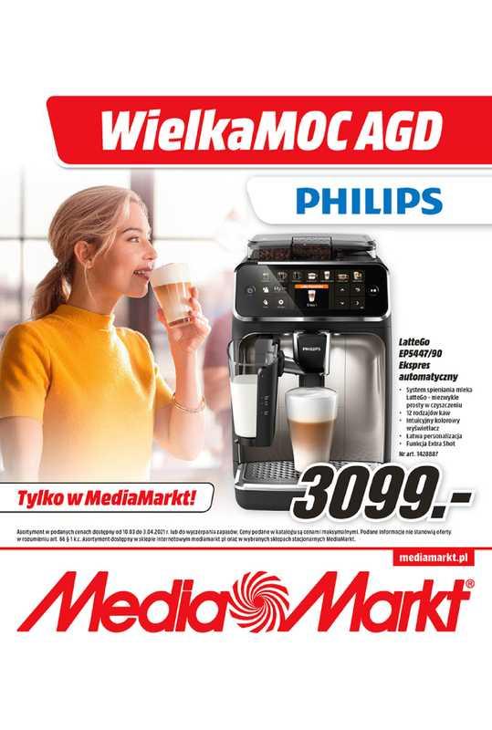Media Markt - gazetka promocyjna ważna od 10.03.2021 do 03.04.2021 - strona 1.