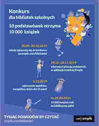 Empik - gazetka promocyjna ważna od 02.10.2019 do 15.10.2019 - strona 91.