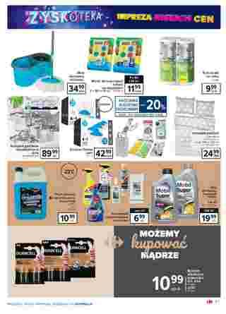 Carrefour Market - gazetka promocyjna ważna od 20.10.2020 do 24.10.2020 - strona 17.