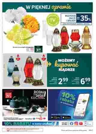 Carrefour Market - gazetka promocyjna ważna od 20.10.2020 do 24.10.2020 - strona 20.