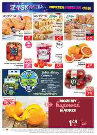 Carrefour Market - gazetka promocyjna ważna od 20.10.2020 do 24.10.2020 - strona 6.