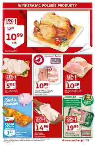 Auchan - gazetka promocyjna ważna od 17.09.2020 do 24.09.2020 - strona 11.
