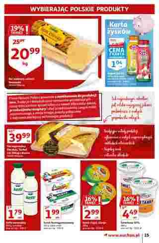 Auchan - gazetka promocyjna ważna od 17.09.2020 do 24.09.2020 - strona 15.