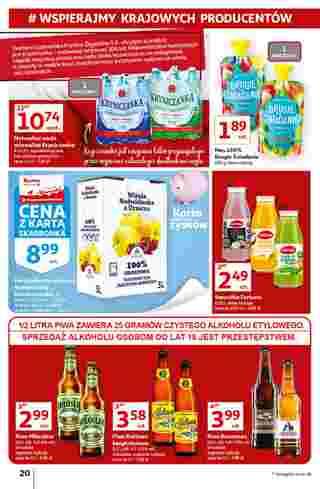 Auchan - gazetka promocyjna ważna od 17.09.2020 do 24.09.2020 - strona 20.