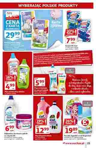 Auchan - gazetka promocyjna ważna od 17.09.2020 do 24.09.2020 - strona 21.