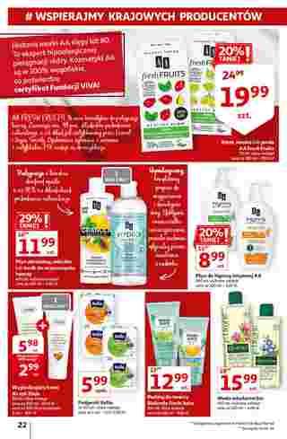 Auchan - gazetka promocyjna ważna od 17.09.2020 do 24.09.2020 - strona 22.