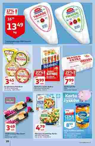 Auchan - gazetka promocyjna ważna od 17.09.2020 do 24.09.2020 - strona 28.