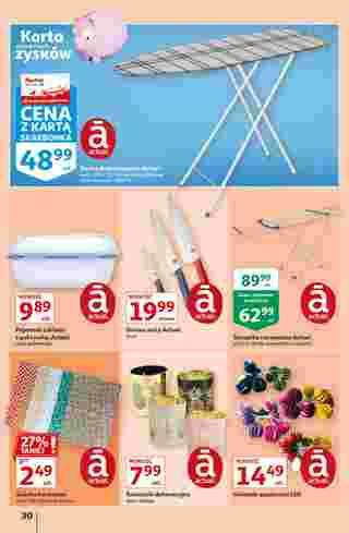 Auchan - gazetka promocyjna ważna od 17.09.2020 do 24.09.2020 - strona 30.