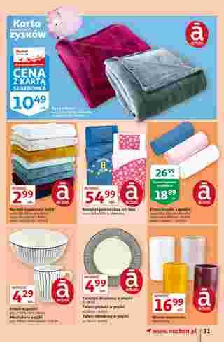 Auchan - gazetka promocyjna ważna od 17.09.2020 do 24.09.2020 - strona 31.