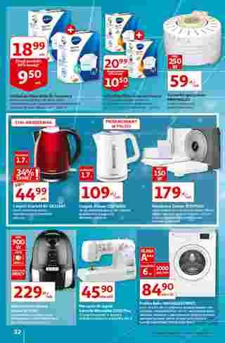 Auchan - gazetka promocyjna ważna od 17.09.2020 do 24.09.2020 - strona 32.