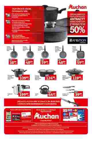 Auchan - gazetka promocyjna ważna od 17.09.2020 do 24.09.2020 - strona 36.