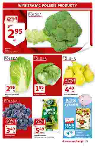 Auchan - gazetka promocyjna ważna od 17.09.2020 do 24.09.2020 - strona 5.
