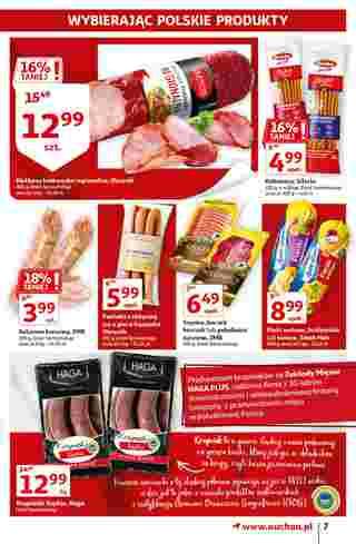 Auchan - gazetka promocyjna ważna od 17.09.2020 do 24.09.2020 - strona 7.