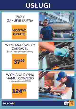 Norauto - gazetka promocyjna ważna od 01.12.2019 do 31.12.2019 - strona 8.