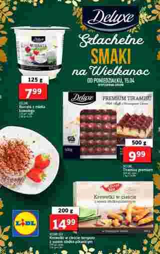 Lidl - gazetka promocyjna ważna od 15.04.2019 do 20.04.2019 - strona 36.