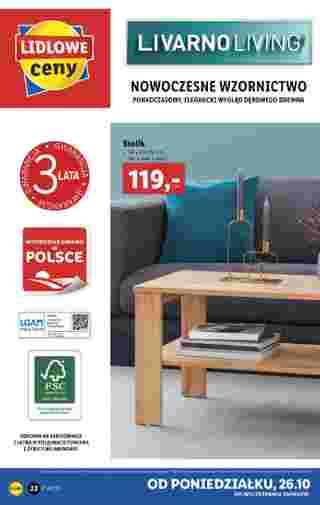 Lidl - gazetka promocyjna ważna od 26.10.2020 do 31.10.2020 - strona 22.