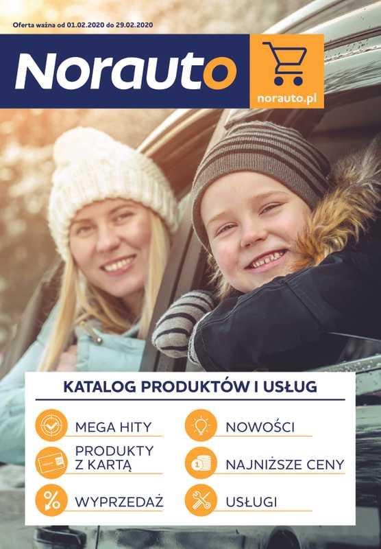Norauto - gazetka promocyjna ważna od 01.02.2020 do 29.02.2020 - strona 1.