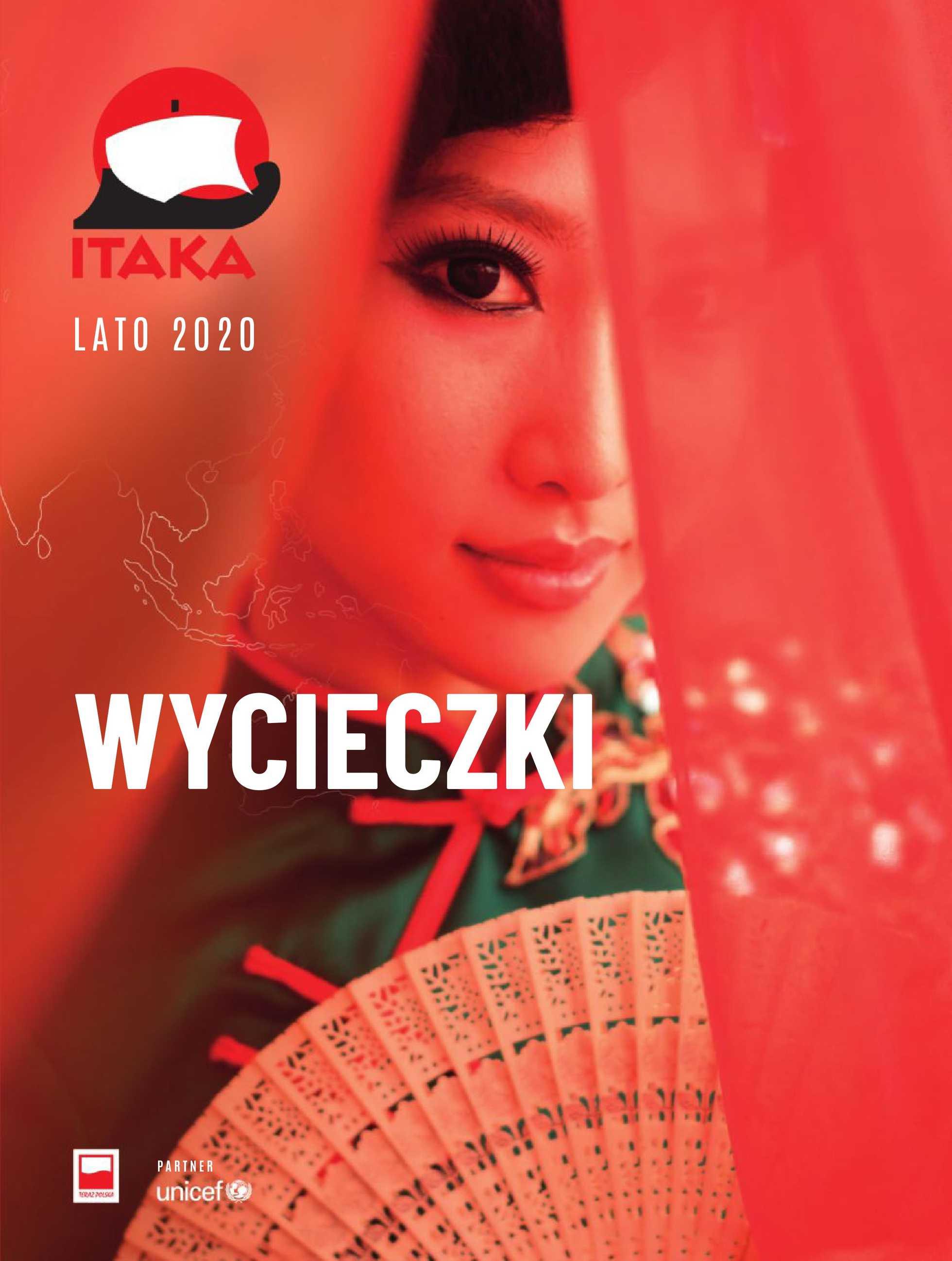 Itaka - gazetka promocyjna ważna od 01.11.2019 do 31.03.2020 - strona 1.