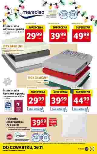 Lidl - gazetka promocyjna ważna od 23.11.2020 do 28.11.2020 - strona 33.