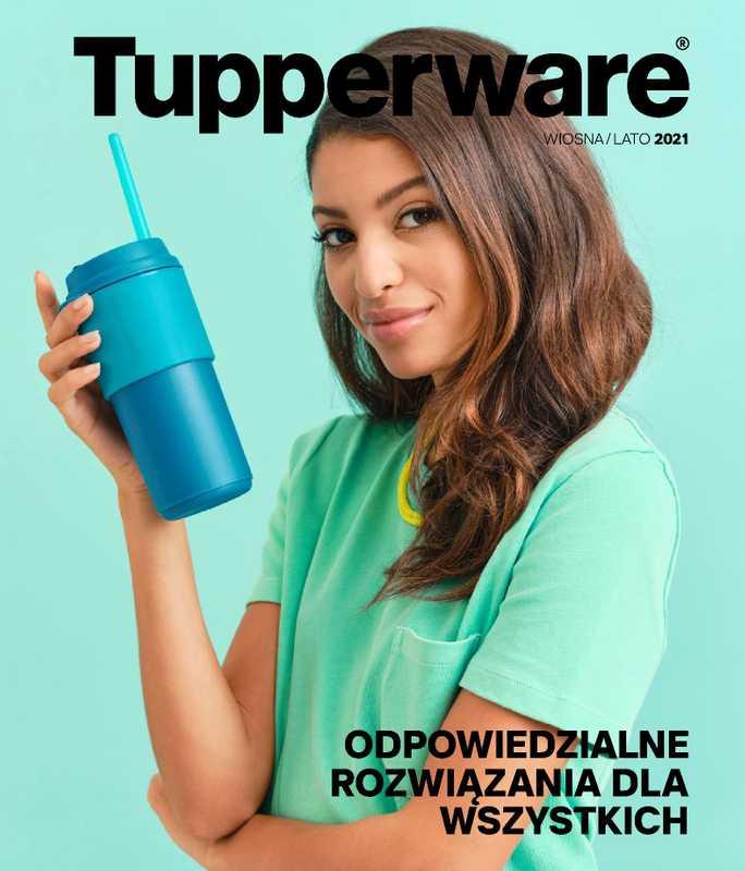 Tupperware - gazetka promocyjna ważna od 03.05.2021 do 31.08.2021 - strona 1.