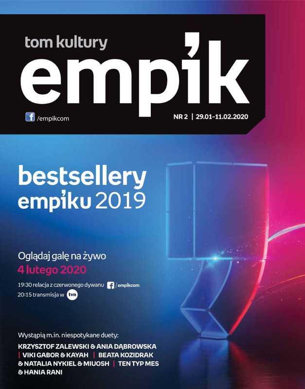 Empik - gazetka promocyjna ważna od 29.01.2020 do 11.02.2020 - strona 1.