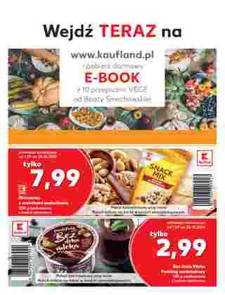 Kaufland - gazetka promocyjna ważna od 01.09.2020 do 31.10.2020 - strona 35.