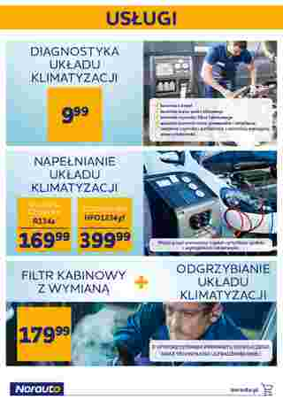 Norauto - gazetka promocyjna ważna od 01.04.2020 do 30.04.2020 - strona 9.