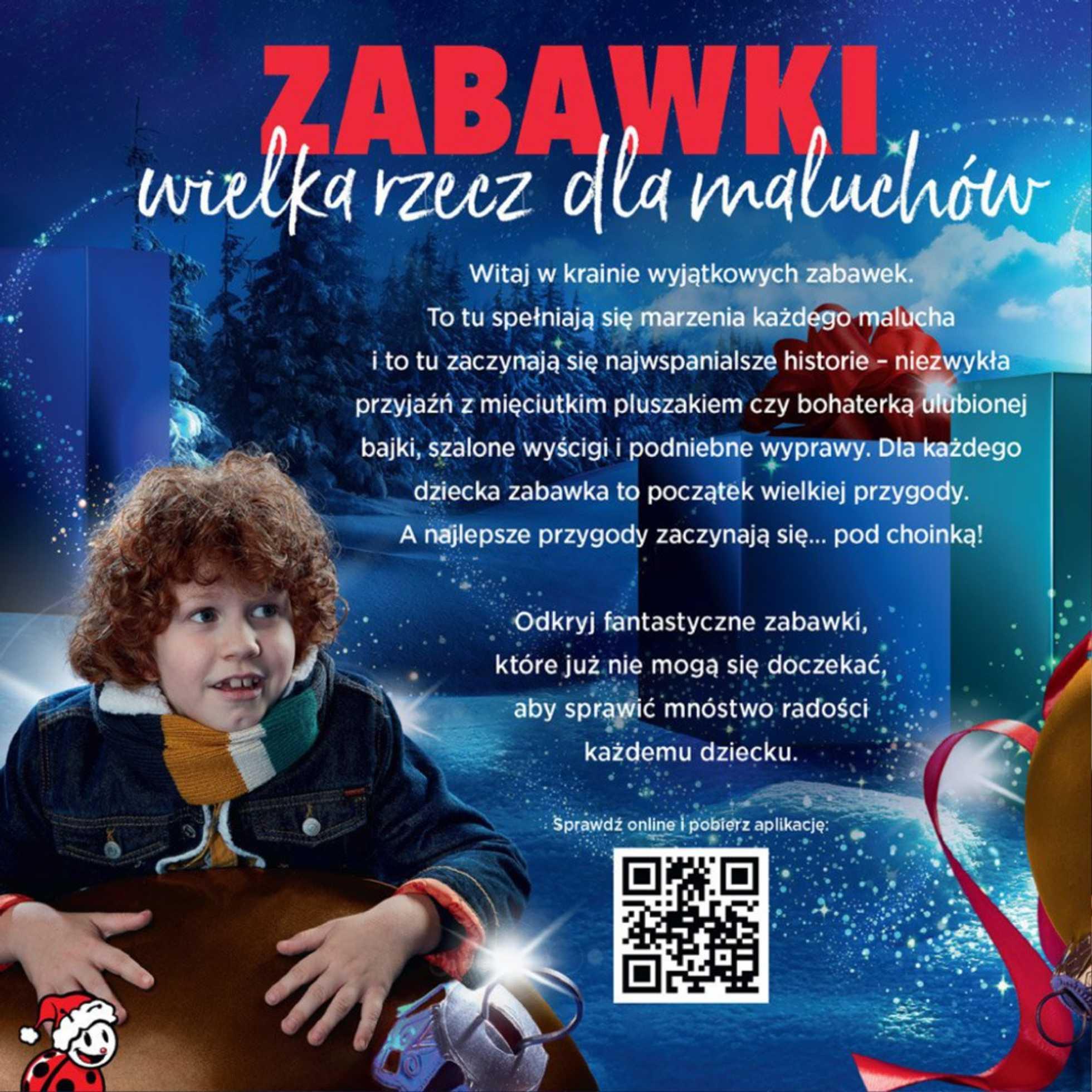 Biedronka - gazetka promocyjna ważna od 12.11.2019 do 15.12.2019 - strona 2.