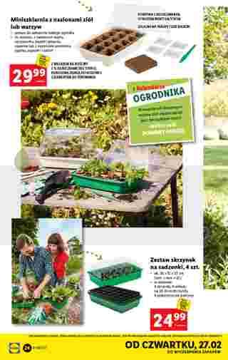 Lidl - gazetka promocyjna ważna od 24.02.2020 do 29.02.2020 - strona 26.