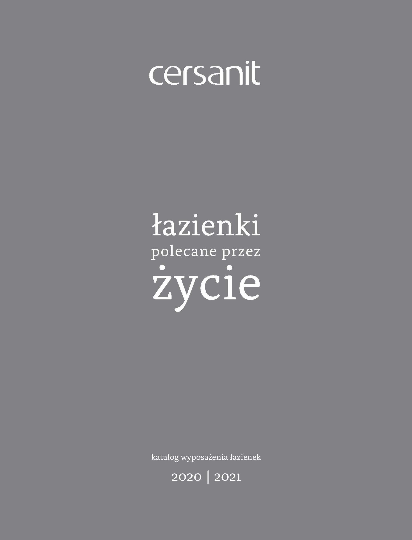 Cersanit - gazetka promocyjna ważna od 05.06.2020 do 31.12.2020 - strona 1.