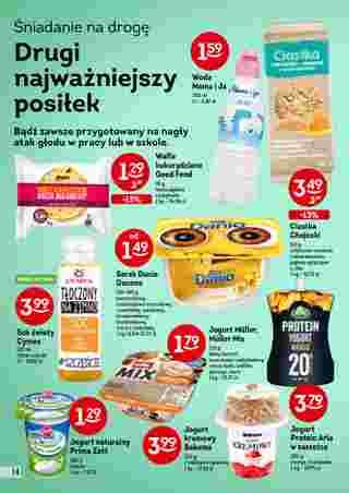 Żabka - gazetka promocyjna ważna od 13.02.2019 do 26.02.2019 - strona 14.