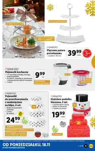 Lidl - gazetka promocyjna ważna od 18.11.2019 do 24.11.2019 - strona 9.
