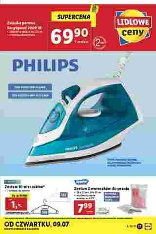 Lidl - gazetka promocyjna ważna od 06.07.2020 do 11.07.2020 - strona 16.
