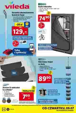 Lidl - gazetka promocyjna ważna od 06.07.2020 do 11.07.2020 - strona 17.