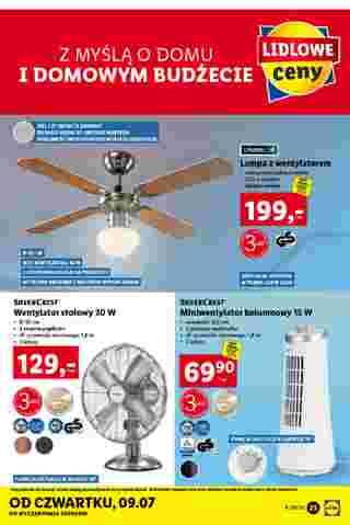 Lidl - gazetka promocyjna ważna od 06.07.2020 do 11.07.2020 - strona 18.