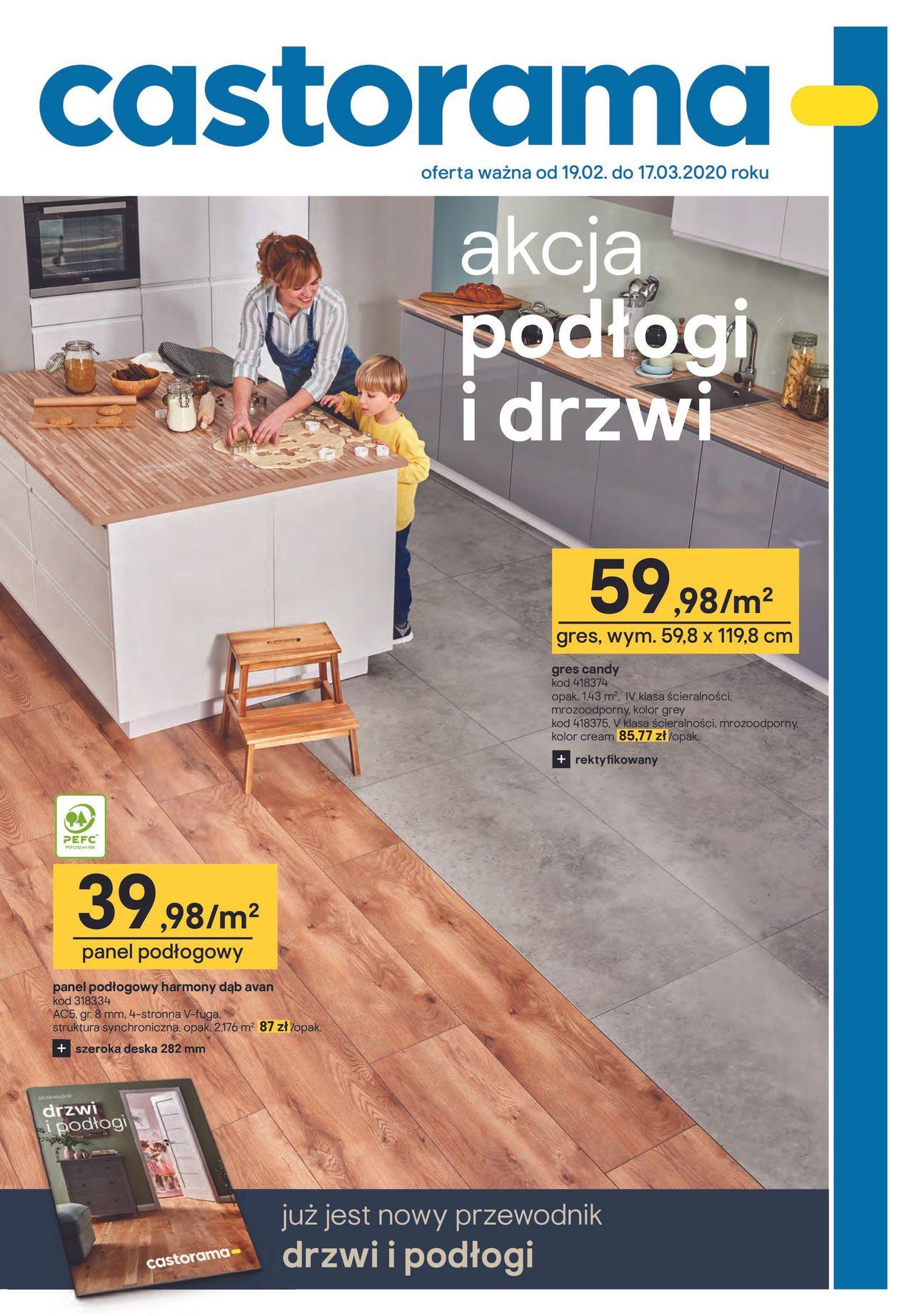 Gazetka Promocyjna Castorama Z 19 02 2020 Gazetkowo Pl