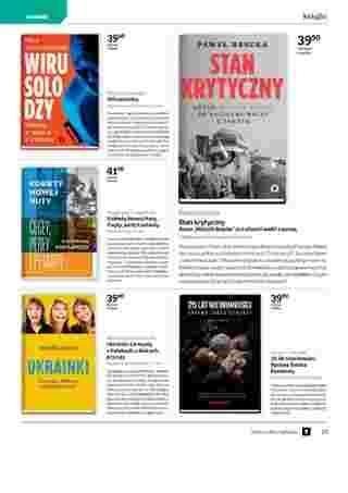 Empik - gazetka promocyjna ważna od 16.09.2020 do 29.09.2020 - strona 23.