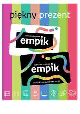 Empik - gazetka promocyjna ważna od 16.09.2020 do 29.09.2020 - strona 64.