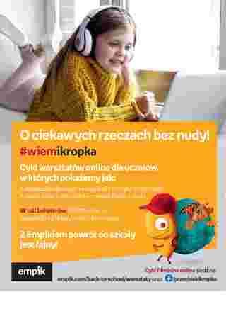 Empik - gazetka promocyjna ważna od 16.09.2020 do 29.09.2020 - strona 92.