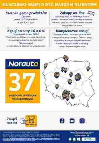 Norauto - gazetka promocyjna ważna od 01.05.2020 do 31.05.2020 - strona 29.