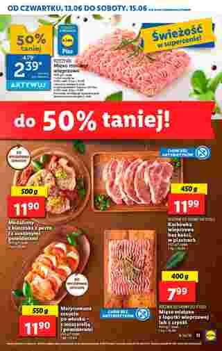 Lidl - gazetka promocyjna ważna od 13.06.2019 do 15.06.2019 - strona 11.